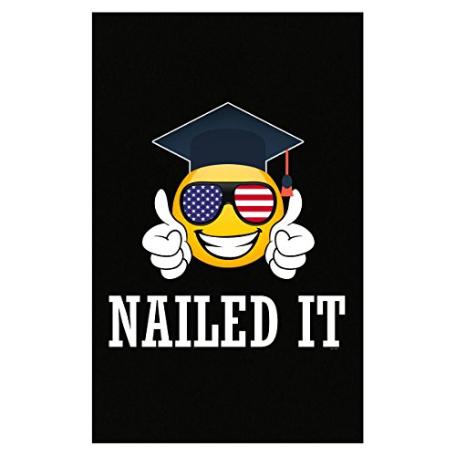 BADASS REPUBLIC Funny Graduation Gifts Idea For Phd