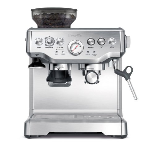 Breville the Barista Express Espresso Machine, BES870XL