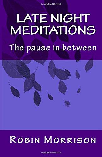 late night meditations three (Volume 3) pdf