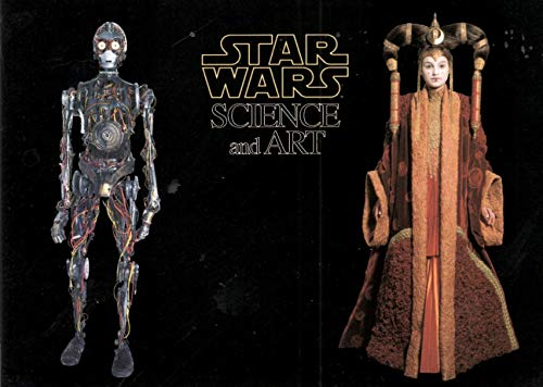 Star Wars Science and Art 2004 Japan Exclusive Event Postcard