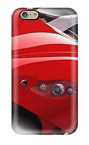 For Iphone 6 Tpu Phone Case Cover(future Car Photos)