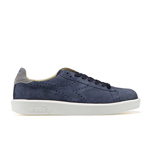 Ebano H Sneakers Heritage 60067 Per Blu Kidskin Diadora Uomo Donna E Game q7fPSFw