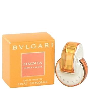 Amazon Bvlgari Omnia Indian Garnet Perfume 0 17 Oz Mini