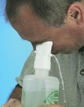 Scienceware Individual Eyewash Bottle, 1,000ml