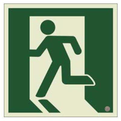 Danger Sign – フェースシールド必要なin this area – 10
