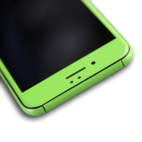 AppSkins Vorderseite iPhone 7 Color Edition green