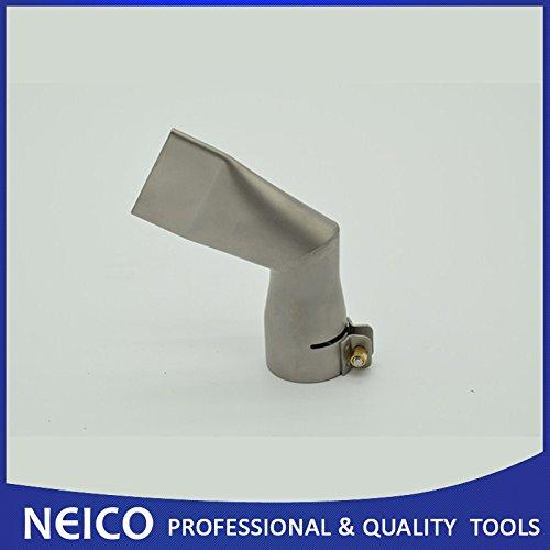 40mm 60degrés à angle Large fente Buse pour Lesite Pistolet à air chaud NEICO