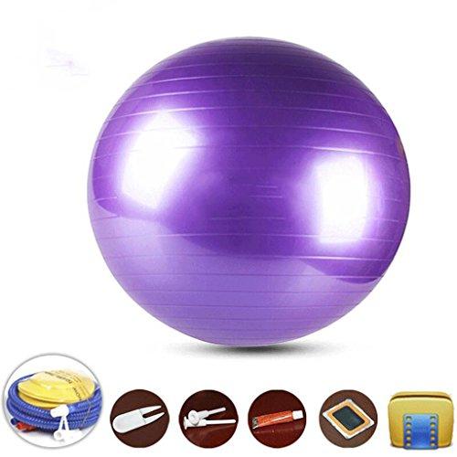 Équilibrer la balle Balle de yoga épaississement Explosion - Proof Fitness Ball Enfants protection de l'environnement Tasteless Swiss Ball balle de gymnastique