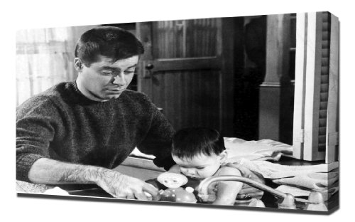 Rockabye Baby Furniture (Martin and Lewis (Rock-a-Bye Baby) 03 - Canvas Art Print)