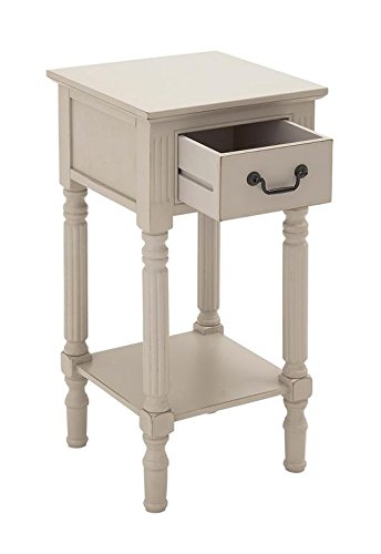Deco 79 96334 Wood Side Table, 14