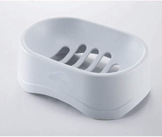 FZJDX Caja de jabón - Caja de jabón de Drenaje de Ducha de baño ...