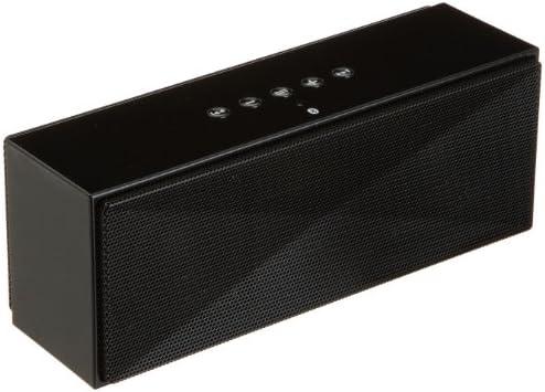 Amazon Basics Tragbarer Bluetooth Lautsprecher Schwarz Audio Hifi