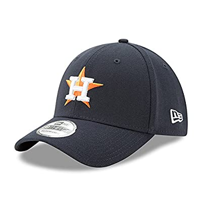 New Era 39thirty Hat Houston Astros World Series 2017 Navy Blue Flex Cap
