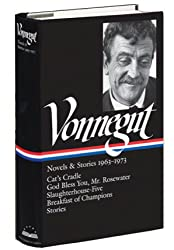 Kurt Vonnegut: Novels & Stories 1963-1973: Cat's Cradle / God Bless You, Mr. Rosewater / Slaughterhouse-Five / Breakfast of Champions / Stories (Library of America, No. 216)