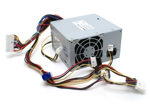 Dell 240 Dimension Pin - Genuine Dell 250W W4827 U4714 D6369 Power Supply For Optiplex GX280 and Dimension 4700/8400 Tower Identical Parts: 0W4827 0U4714 0D6369 HP-P2507FWP3 NPS-250KB J PS-5251-2DF2 HP-P2507FWP