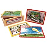 Curious George. 4 in 1 Jigsaw Puzzle