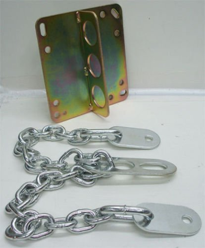 Carburetor Plate (Engine Motor Lift Chain AND Plate Lifting Hoist Chain Plate)