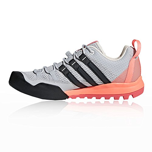Carbon Terrex Women's Carbon adidas Hiking Shoes Low Grey Rise Chacor Gretwo Gretwo Chacor Solo qS66U71