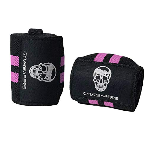 (Weightlifting Wrist Wraps (Competition Grade) - 18