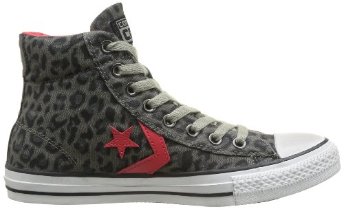 Converse - Fashion / Mode - Star Player Hi Charcoal - Gris