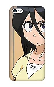 Crooningrose Design High Quality Anime Bleach Cover Case With Ellent Style For Iphone 5c(nice Gift For Christmas)