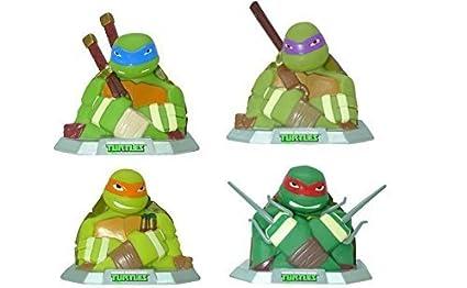 Amazon.com: Teenage Mutant Ninja Turtles TMNT Ninja Figura ...