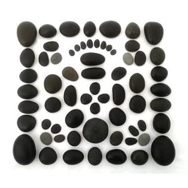 57 Piece Massage Stone Set w/ Dvd