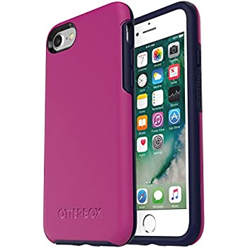 otterbox symmetry series case for iphone 8 iphone 7 not plus frustration free. Black Bedroom Furniture Sets. Home Design Ideas