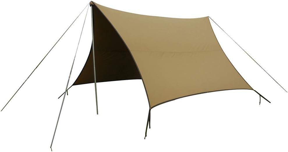 tent-Mark DESIGNS(テンマクデザイン)『焚火タープ TC コネクト ヘキサ』