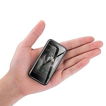 style roman chaussures authentiques inégale en performance Hipipooo Mini Rest-Pocket Téléphone Smartphone GSM Unlocked 2.45