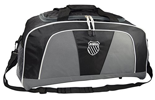 K-Swiss Sport Baseline Sport Travel Duffle Bag 21