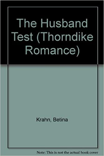 The Husband Test (Thorndike Romance)