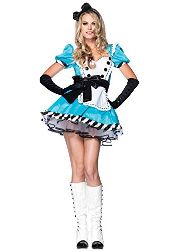 Charming Alice Adult Costume (Leg Avenue Womens Charming Alice Adult Woman (Sm/Med))