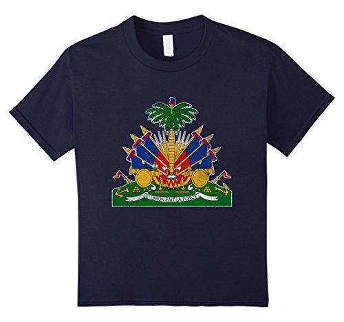 Haitian Coat Pride shirt Haiti