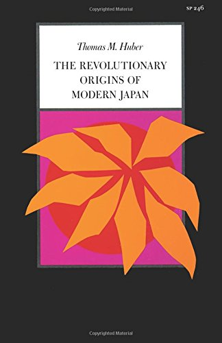 The Revolutionary Origins Of Modern Japan