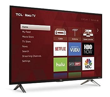 Tcl 40s305 40-inch 1080p Roku Smart Led Tv (2017 Model) 5