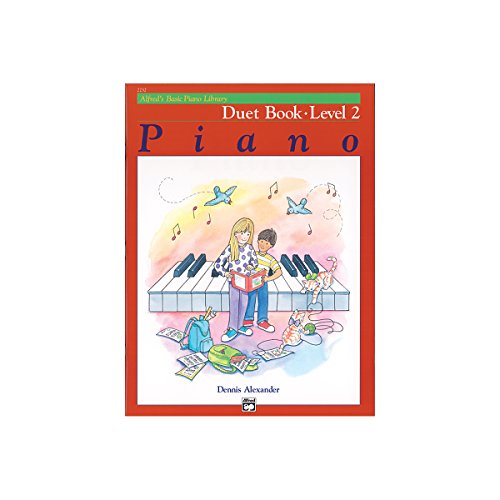 Basic Piano Duet Book (Alfred's Basic Piano Course: Duet Book 2)