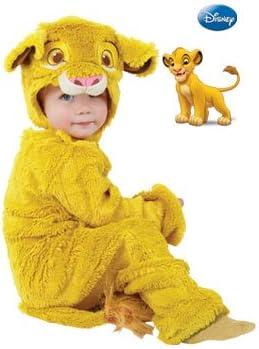Disfraz de León Simba para bebé: Amazon.es: Juguetes y juegos