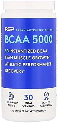 BCAA 5000 240 Capsules
