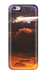 GaVNUUg10528TANzJ Tpu Phone Case With Fashionable Look For Iphone 6 Plus - Fiery Water