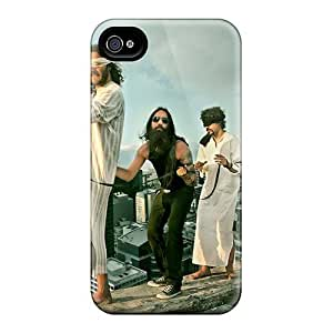 Great Cell-phone Hard Cover For Iphone 4/4s (ftZ6692QaQz) Provide Private Custom Colorful Orphaned Land Band Pictures
