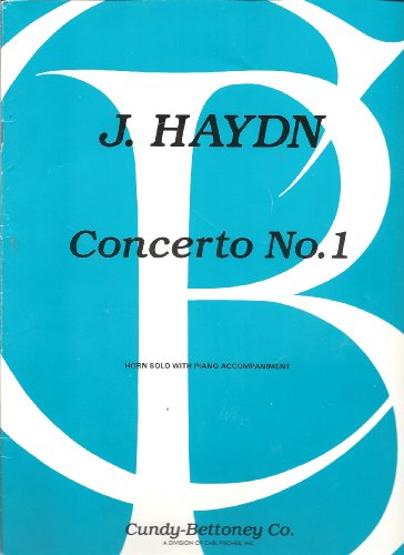 J. Haydn: Concerto No. 1 (Horn Solo with Piano Accompaniment)