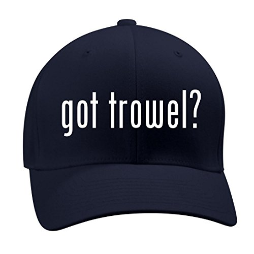 5 Pointing Trowel (got trowel? - A Nice Men's Adult Baseball Hat Cap, Dark Navy, Large/X-Large)
