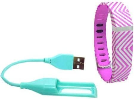 Smart Buddie Activity Tracker USB Charger For Fitbit Flex Black NEW