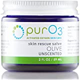 PurO3 Fully Ozonated Olive Oil - 2 oz