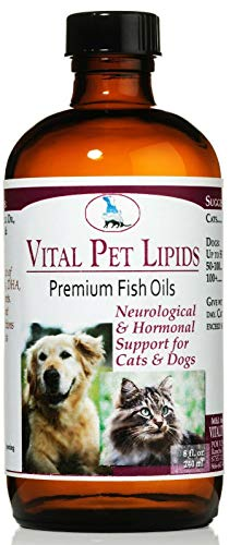 - Vital Pet Lipids for Cats & Dogs 8 oz.