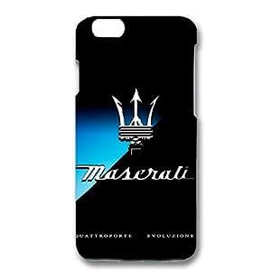 Maserati Car Flag Phone Case Great Design Pattern 3D Phone Case Snap on Iphone 6/6s£¨4.7 inch) Luxury Logo