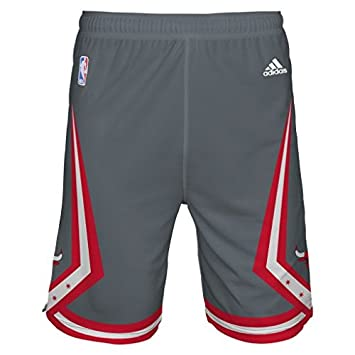 Chicago Bulls Gris Adidas ShortSports Youth Pride Et 4LARj35q