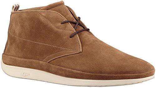 UGG Mens Cali Chukka Boot, Chestnut, Size 8.5 -