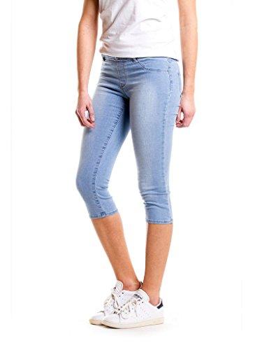 Extensible Para Denim M Carrera Mujer Tejido Es Estilo Jeans Jeggings ZxqRq0pF